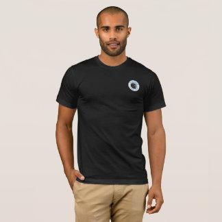 Audubon Everglades Men's Basic T-Shirt Black