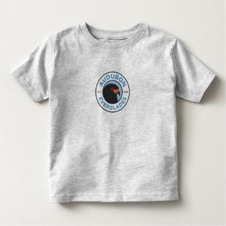 Audubon Everglades Toddler Shirt Grey