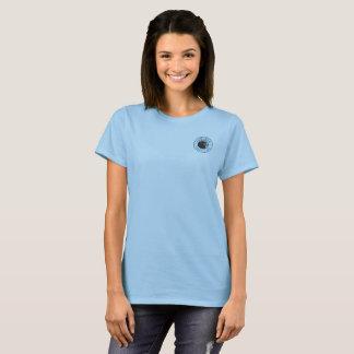 Audubon Everglades Women's Basic T-Shirt Blue
