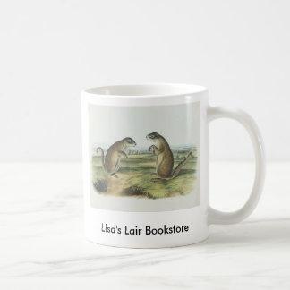 Audubon - Franklin's Marmot Squirrel Promo Classic White Coffee Mug