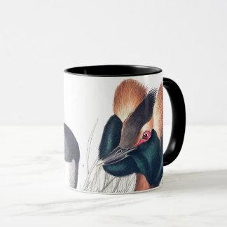 Audubon Horned Grebe Birds Wildlife Animals Mug