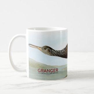 Audubon: Limpkin Basic White Mug