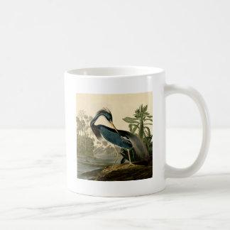 Audubon Louisiana Heron Mug