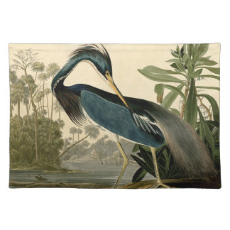 Audubon Louisiana Heron Placemats