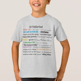Audubon Neighborhood 1 T-Shirt
