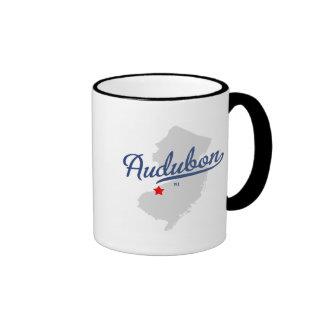 Audubon New Jersey NJ Shirt Coffee Mugs