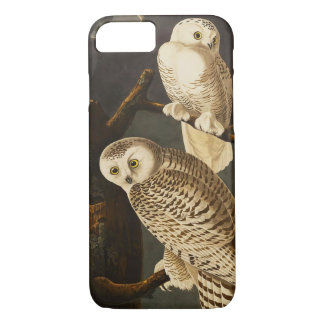 Audubon Owls iPhone 8/7 Case