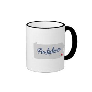 Audubon Pennsylvania PA Shirt Mug