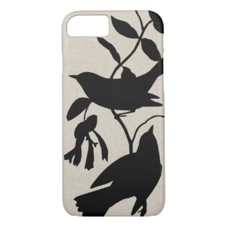 Audubon Silhouette IV iPhone 8/7 Case