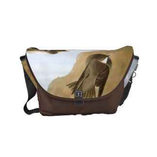 Audubon: Swallows Messenger Bags