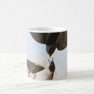 Audubon: Tree Swallow Basic White Mug
