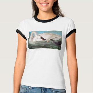 Audubon: Trumpeter Swan T-Shirt