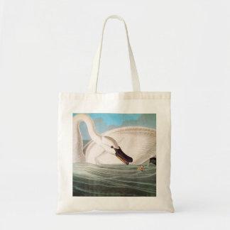 Audubon: Trumpeter Swan Tote Bag