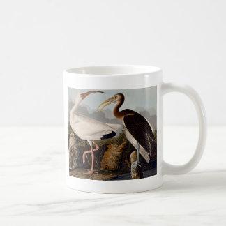 Audubon White Ibis Coffee Mug