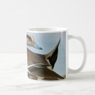 Audubon: Wigeon Basic White Mug