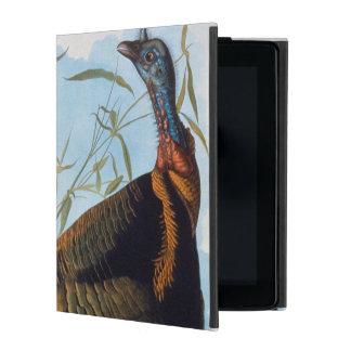 Audubon: Wild Turkey Cover For iPad