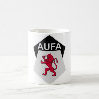 AUFA BASIC WHITE MUG