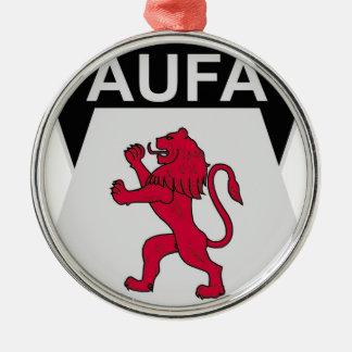 AUFA Silver-Colored ROUND DECORATION