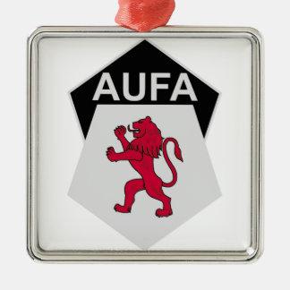 AUFA Silver-Colored SQUARE DECORATION