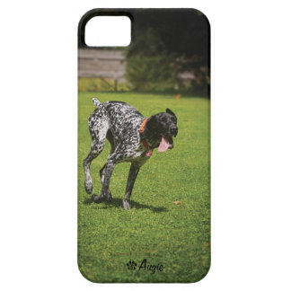 Augie cell phone case