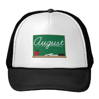 August Board Hats