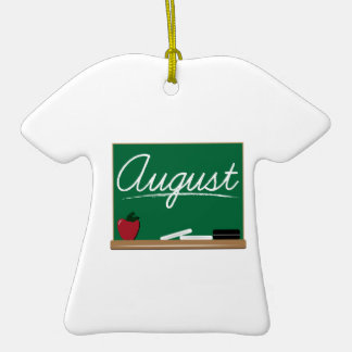 August Board Ornaments
