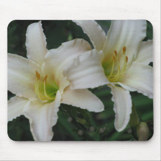 August Lillies Mousepad
