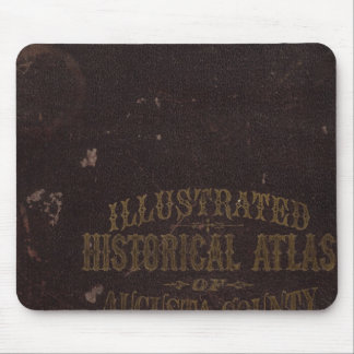 Augusta County, Virginia Mouse Mat