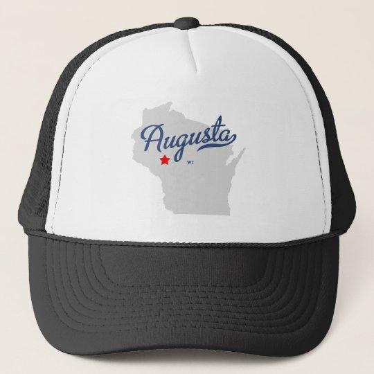 Augusta Wisconsin WI Shirt Cap