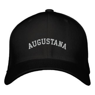 AUGUSTANA EMBROIDERED BASEBALL CAP