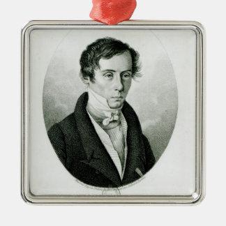 Augustin Jean Fresnel  1825 Christmas Ornament