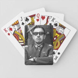 Augusto Pinochet Poker Deck