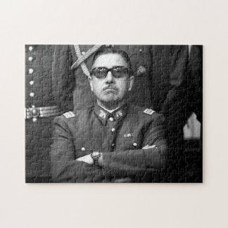 Augusto Pinochet Puzzle