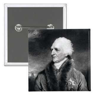 Augustus Henry Fitzroy 15 Cm Square Badge