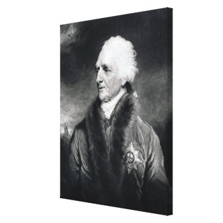 Augustus Henry Fitzroy Stretched Canvas Prints
