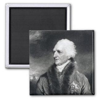 Augustus Henry Fitzroy Fridge Magnet