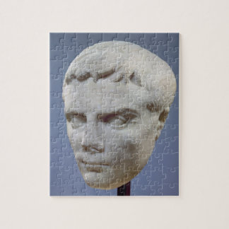 Augustus, marble head, c.27-20 BC Jigsaw Puzzle