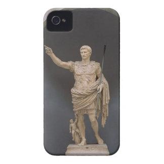 Augustus of Prima Porta, c.20 BC (marble) Case-Mate iPhone 4 Case