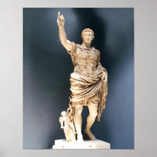 Augustus Prima Porta Posters