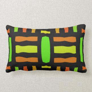 AUJOURD HUI Serengeti Lumbar Pillow
