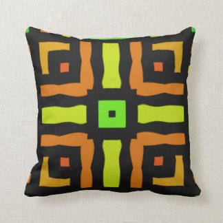 """AUJOURD'HUI """"Serengeti"""" Throw Pillow Cushions"""