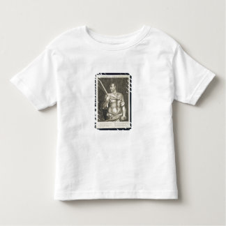 Aullus Vitellius Emperor of Rome 68 AD engraved by T-shirts