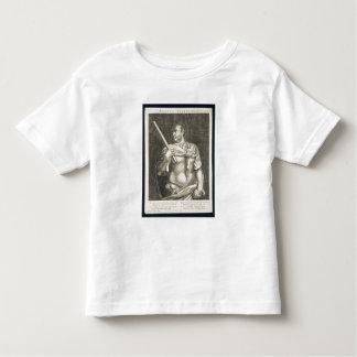 Aullus Vitellius Emperor of Rome 68 AD engraved by Tee Shirt