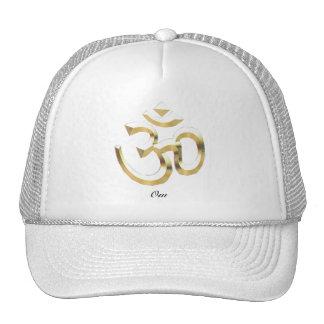 Aum Baseball cap Mesh Hat