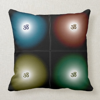 Aum Meditation Pillow