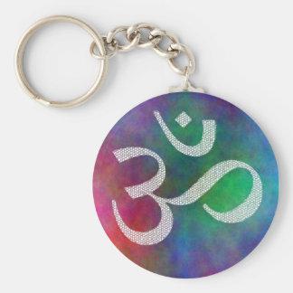 Aum - Om Key Ring