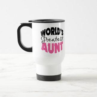 Aunt Gift Travel Mug