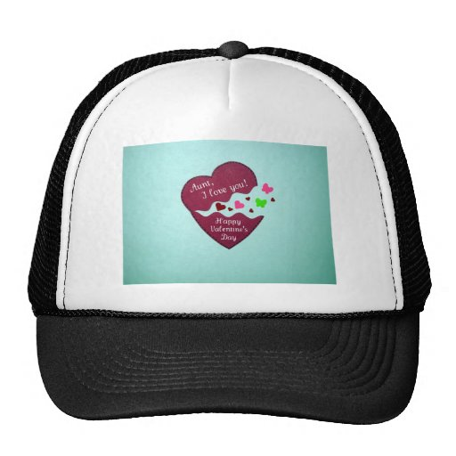 Aunt, I love you! Mesh Hat