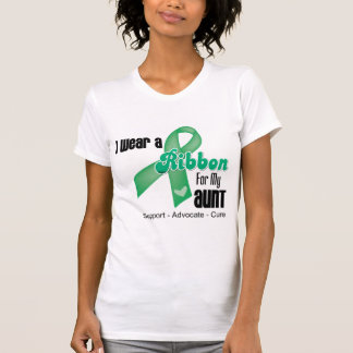 Aunt - Liver Cancer Ribbon Tshirts