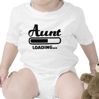 Aunt loading baby bodysuit